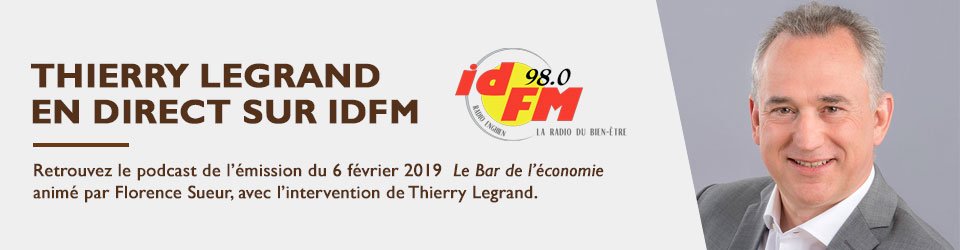 Thierry Legrand en direct sur idFM